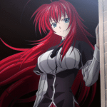 high school dxd rias gremory anime