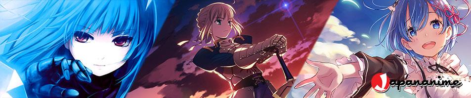 Blog de critique et avis sur les animés, mangas et jeux vidéo – japananime.fr
